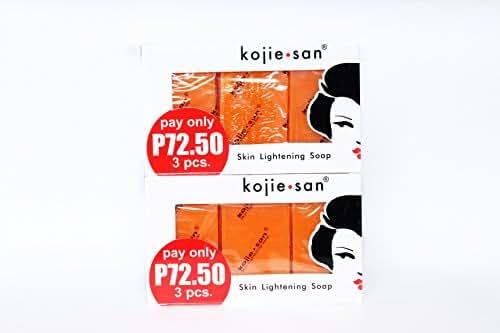 Kojie SAN Soap (65g×6)