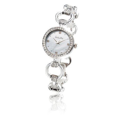 Valentino Rudy Women's Wrist Watch silver for sale  Delivered anywhere in USA
