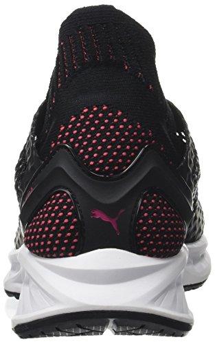 Mujer Negro Puma Black Pink Cross de Puma Ignite Wn's Zapatillas para paradise Netfit 7vv0zq8