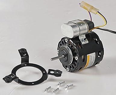 Motor HVAC, 1/40 CV, 1550 rpm, 120 V, 3.3: Amazon.es: Amazon.es