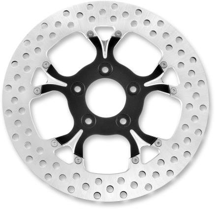 Performance Machine 01331802GALRBMP 11.8in. Two-Piece Brake Rotor - Rear