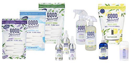 Good Natured Brand The Best All-Natural Pet-Friendly Eco-friendly Saving Grace Carpet & Upholstery Deodorizer, 32 oz. by Good Natured Brand (Image #7)