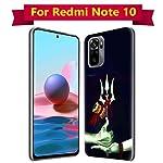 Fashionury Designer Case for Redmi Note 10 Back Cover for Xiaomi Redmi Note 10 / Redmi Note 10S Printed Back Cover for…