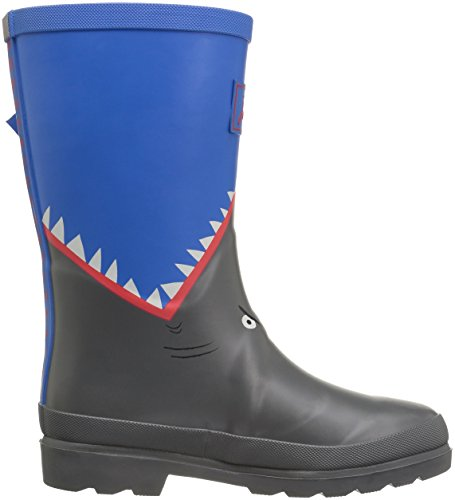 Pictures of Joules Boys' Printed Welly Rain Boot 9 M US 3