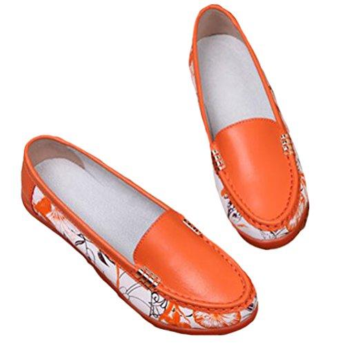 Style8 Ballerine Ballerine donna MatchLife donna Style8 Orange MatchLife qWgn64q7