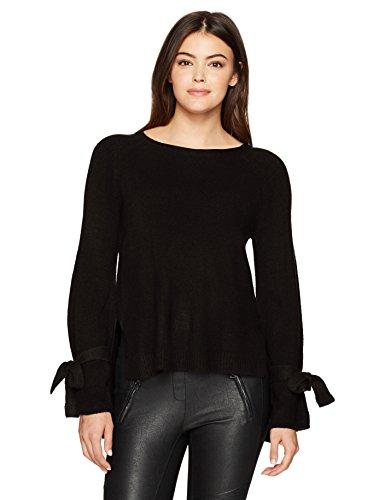 Bow Sleeve Sweater - 1