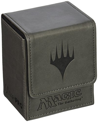 Magic The Gathering Planeswalker Flip Box, Grey (Magic Gathering Deck Box compare prices)