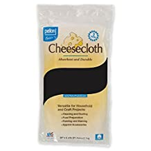 "Pellon Cheesecloth 36"" x 6 yd Package. Color: Black"
