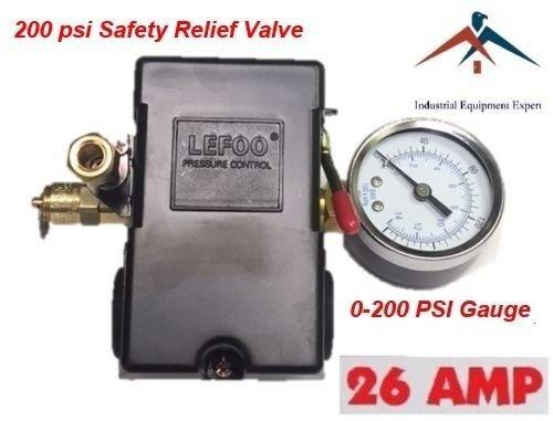 200 psi valve - 7