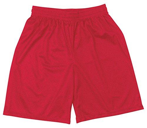 Scarlet Classic Mesh Shorts - 5