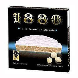 1880 Alicante Torta Turron 7oz/200g 7 Pack by 1880