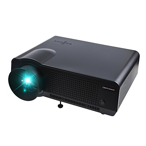 DBPOWER Theater Projector Support Teaching
