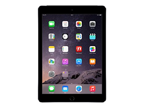 Apple iPad Air 2 (Space Grey, 64GB, Wi-Fi + 3G) (Wifi Air Gray 32gb Ipad Space)