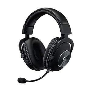 Logitech G, Casque Gaming PRO X (2e Génération) avec BLUE VOICE, DTS Headphone:X 7.1 et Transducteurs PRO-G 50 mm (pour…