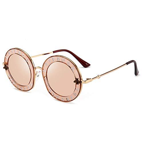 BNN Metal Polarizadas Los Lens Brown brown Gafas Hombres ConduccióN Sol SeñOras Las Parejas lens De Vendimia TwxTqrzU