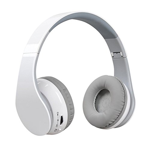 COOLEAD Stereo Foldable Headphones, Over-Ear, Noise Cancelling, Light Weight, Wireless Wired...