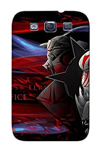 Durable Case For The Galaxy S3 - Eco-friendly Retail Packaging(anime Fullmetal Alchemist)