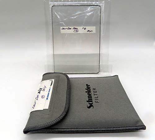 Schneider 4x5.65 Low Contrast 2000 1/8 Water White Glass ()