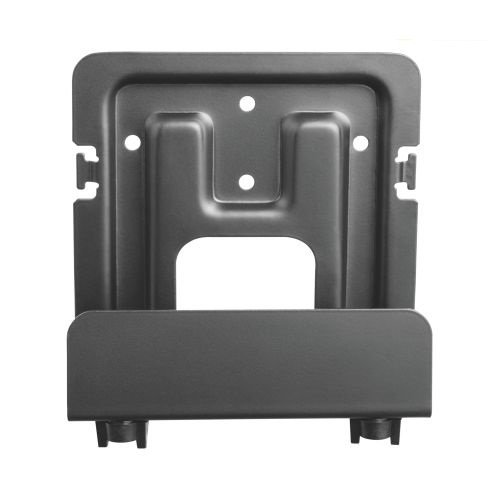 Mount Plus MP-APM-06-01 Streaming Media Player Wall Mounting Bracket for Most Small Devices Up to 11 lbs. - Apple TV, Roku, Fire TV, etc (Narrow)