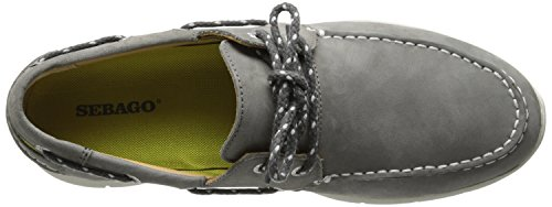 Sebago Nubuck Gris Men's Kinsley Eye Oxford Two TTrYwx