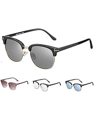 21732f9443 Rezi Gafas de ordenador Gafas Lectura para Protección contra Luz Azul -  Alta Protección para Pantalla