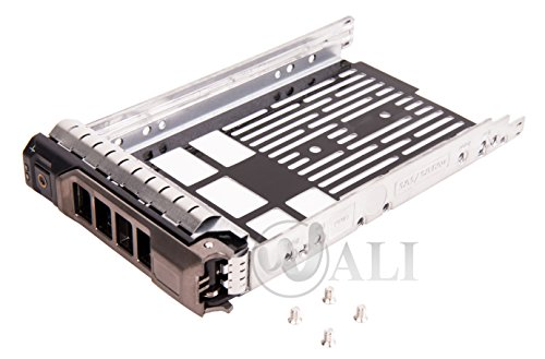 (WALI SAS SATA Tray Caddy for PowerEdge R310, R320, R410, R415, R510, R515 0F238F, F238F, X968D, 0X968D, G302D, 0G302D)