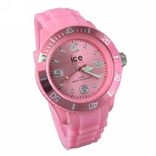 6sense Pink Mens Boys Gift Analog Quartz Sport Wrist Watche