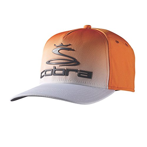 (Cobra Golf 2017 YOUTH FADE ORG (Vibrant Orange/White, One Size))