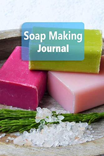 Scrubs Hand Sanitizer (Soap Making Journal: Soap Making Recipe Log Book - 6