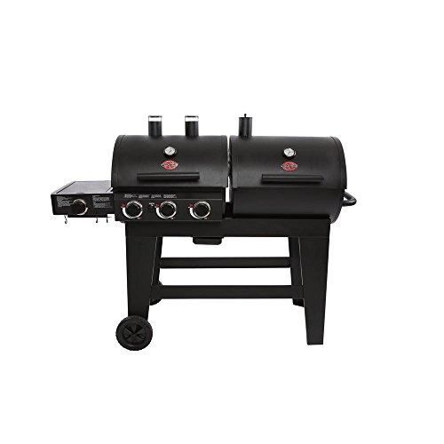 Charcoal Double Smoker - 6