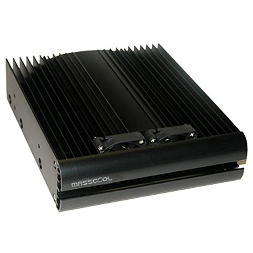 MASSCOOL Hard Drive LED Cooling System (HCC-S2BL)