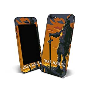 Skin Sticker 3m Cover Phone for Iphone 5/5s Protection Skin Design Dark Souls 2 NDS04