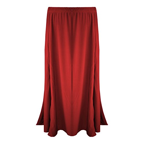 Red Fashions Jupe SA Jupe Fashions Femme Femme SA Red P4cwH
