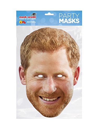 Forum Novelties Prince Harry, Multi-Color