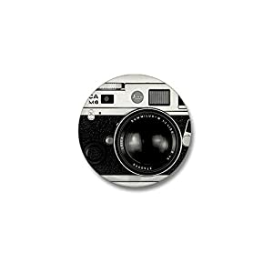 CafePress - Leica Camera Mini Button - 1