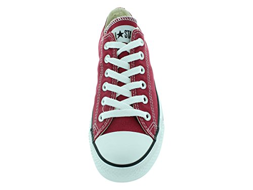 Converse Chuck Taylor All Star Ox Low Top Sneakers 136506f Jester Red 7 M Oss