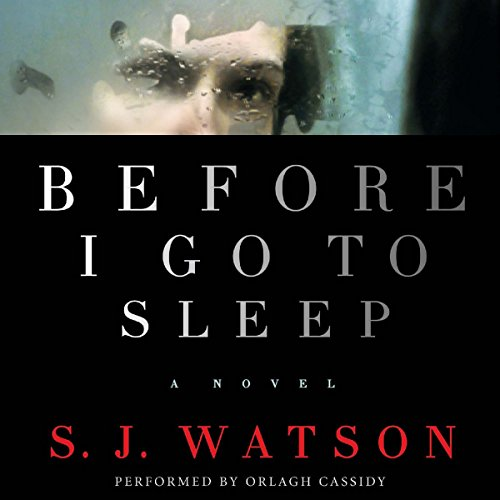 Bargain Audio Book - Before I Go to Sleep
