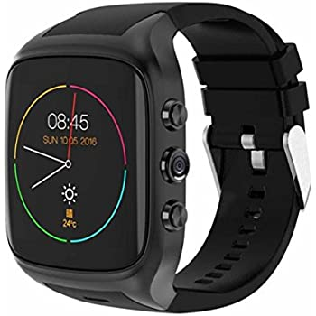 TORTOYO X02S Smart Watch Phone Android 5.1 OS Bluetooth WIFI GPS Camera 512MB+8GB Sports