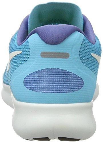 Blue White Free Blue Laufschuhe Blau Damen Chlorine 2017 B Polarized Off Run Nike qwPfpgx