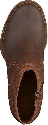 261204034 Marron Bottine Femmes Carleta Paris Clarks 4qvB7fHx