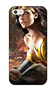 Evelyn C. Wingfield's Shop Best 9782798K91727426 Iphone 5/5s Case Bumper Tpu Skin Cover For Wonder Woman Accessories