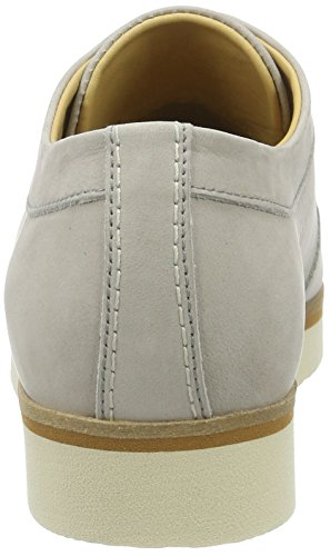 Brogue para Mujer de 70113853401200 Gris Marc Zapatos 145 Cordones O'Polo Stone Lace Up q6wxfa0