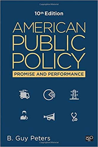 Amazon american public policy promise and performance tenth american public policy promise and performance tenth edition 10th edition fandeluxe Images