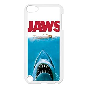 iPod Touch 5 Case White Jaws Narng