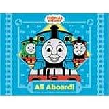Thomas All Aboard Invitation