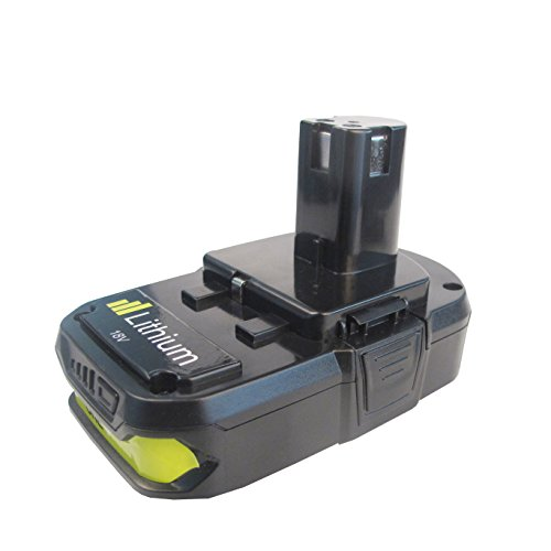 Bonadget Replacement Ryobi 18V Battery 2 5Ah Lithium Ion for
