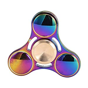 Wangyue Metal Hand Spinner Collection (Fashion Elfin Rainbow)