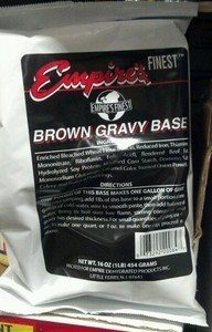 Empire's Finest Brown Gravy Base 16 Oz (12 Pack)