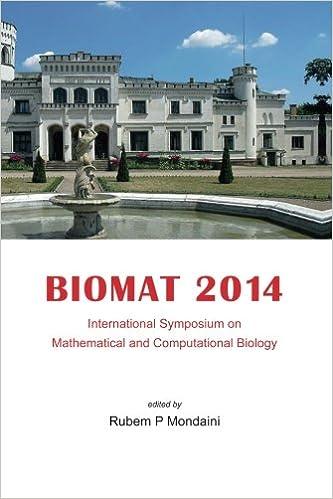 Book Biomat 2014 - International Symposium On Mathematical And Computational Biology