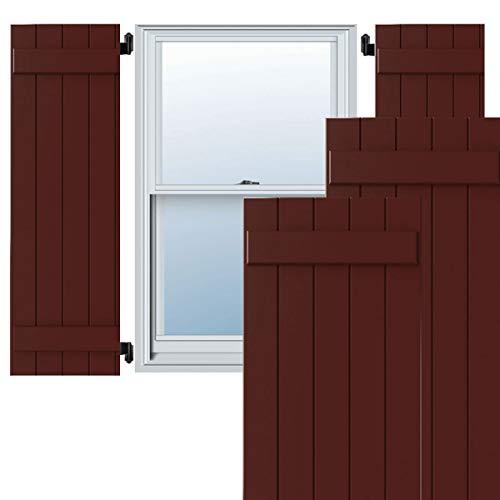 Ekena Millwork CWB18X057CRC Exterior Five Board